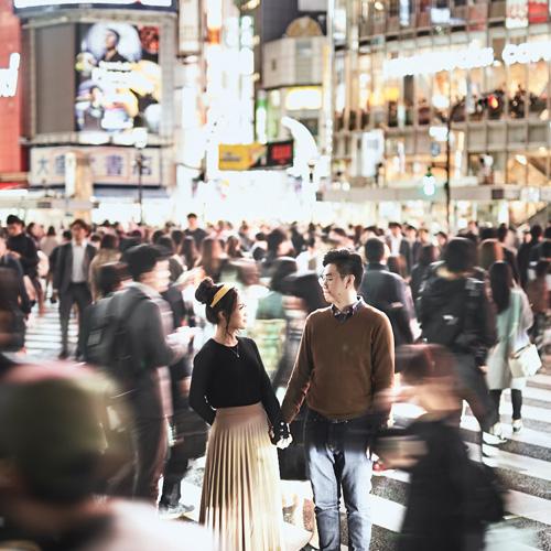 Omote Sando - Tokyo Photo Trip